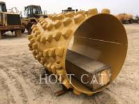 CATERPILLAR VIBRATORY SINGLE DRUM PAD CS66B CAB equipment  photo 10