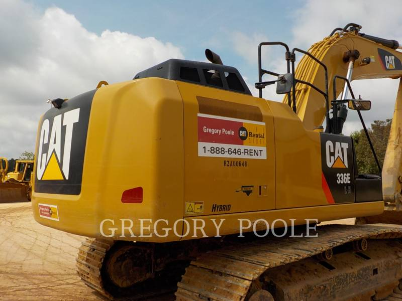 CATERPILLAR TRACK EXCAVATORS 336EL H equipment  photo 11