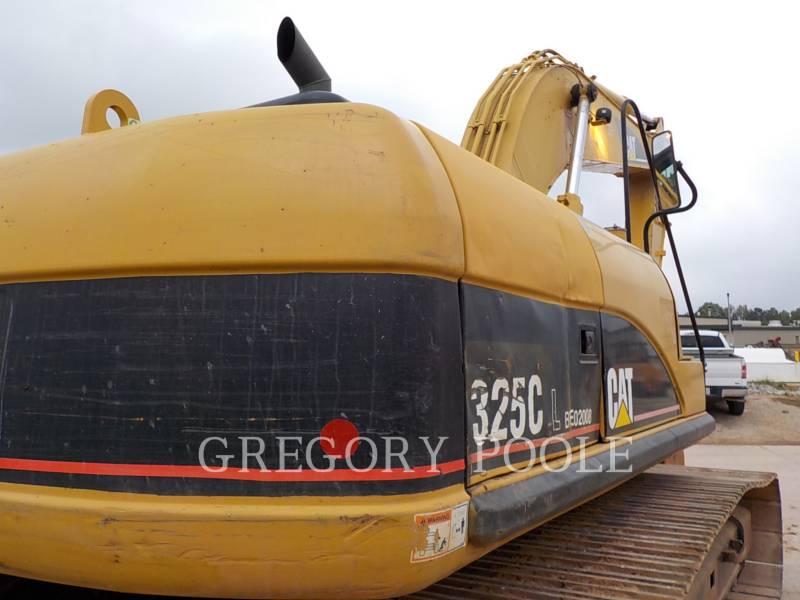 CATERPILLAR TRACK EXCAVATORS 325C L equipment  photo 1
