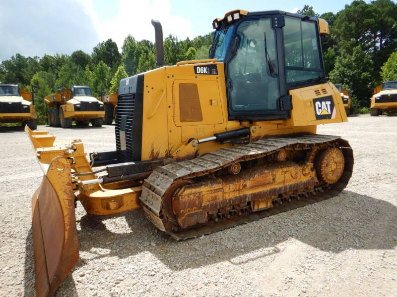 CATERPILLAR TRACK TYPE TRACTORS D 6 K2 XL equipment  photo 5