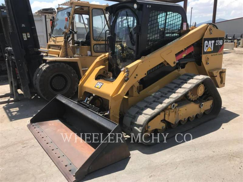 CATERPILLAR CARREGADEIRAS TODO TERRENO 279D C3 HF equipment  photo 4