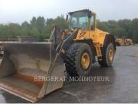 Equipment photo VOLVO L150E ÎNCĂRCĂTOARE PE ROŢI/PORTSCULE INTEGRATE 1