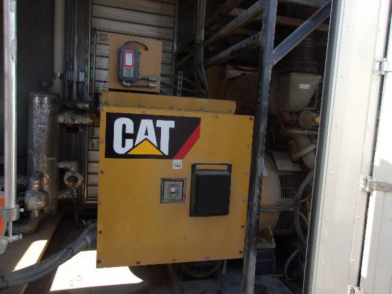 CATERPILLAR BEWEGLICHE STROMAGGREGATE CG137-12 equipment  photo 15