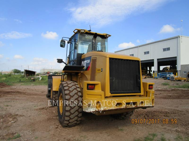 CATERPILLAR RADLADER/INDUSTRIE-RADLADER IT38H equipment  photo 5