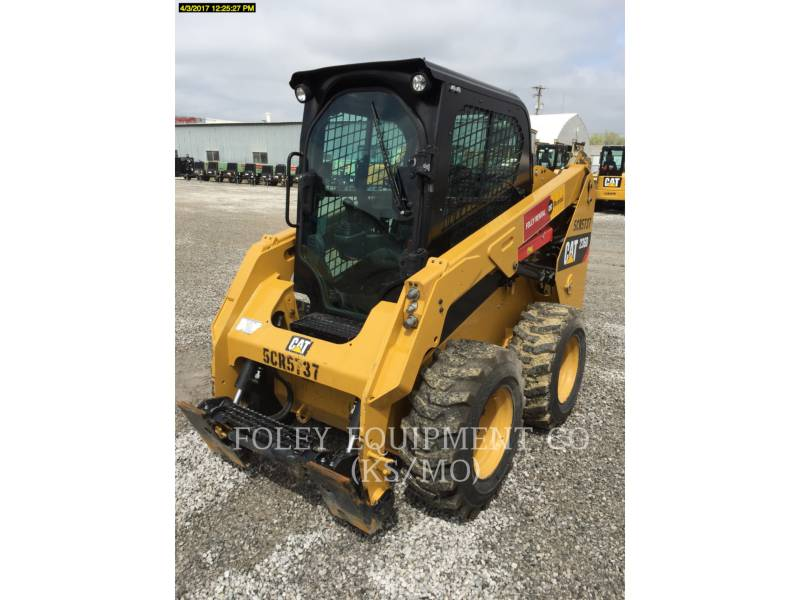 CATERPILLAR MINICARREGADEIRAS 236DSTD1CA equipment  photo 1