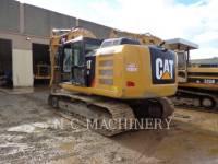 CATERPILLAR TRACK EXCAVATORS 320E L equipment  photo 4
