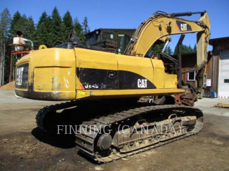 CATERPILLAR Leśnictwo - Rozdrabniacz 324DFMGF equipment  photo 4