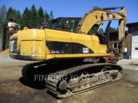 CATERPILLAR Industrie forestière - Cisaille 324DFMGF equipment  photo 4