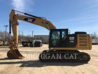 CATERPILLAR KETTEN-HYDRAULIKBAGGER 320EL PQ equipment  photo 9