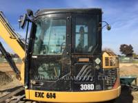 Equipment photo CATERPILLAR 308D CR MINING SHOVEL / EXCAVATOR 1