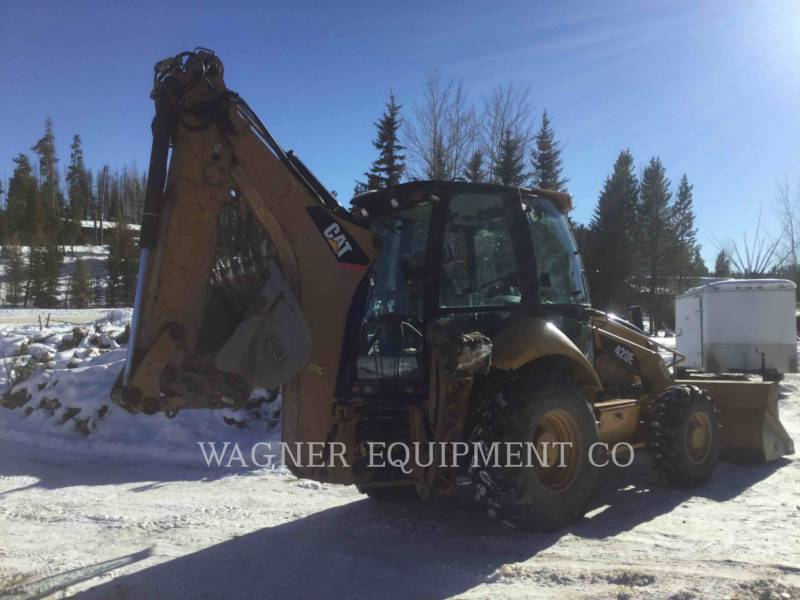 CATERPILLAR BACKHOE LOADERS 420EST equipment  photo 3