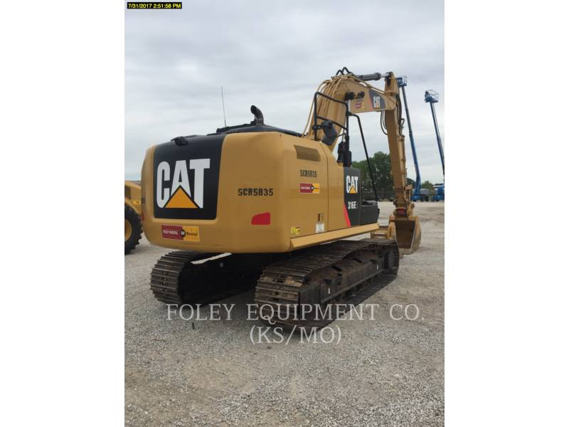 CATERPILLAR EXCAVADORAS DE CADENAS 316EL9 equipment  photo 3