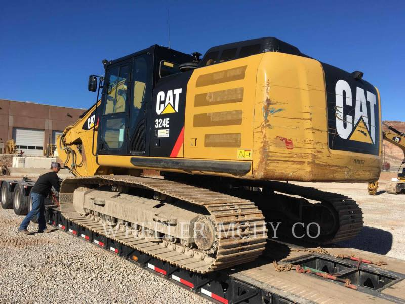 CATERPILLAR EXCAVADORAS DE CADENAS 324E L THM equipment  photo 5