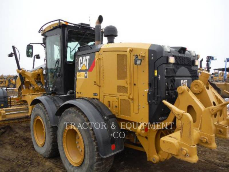 CATERPILLAR MOTOR GRADERS 160M equipment  photo 6