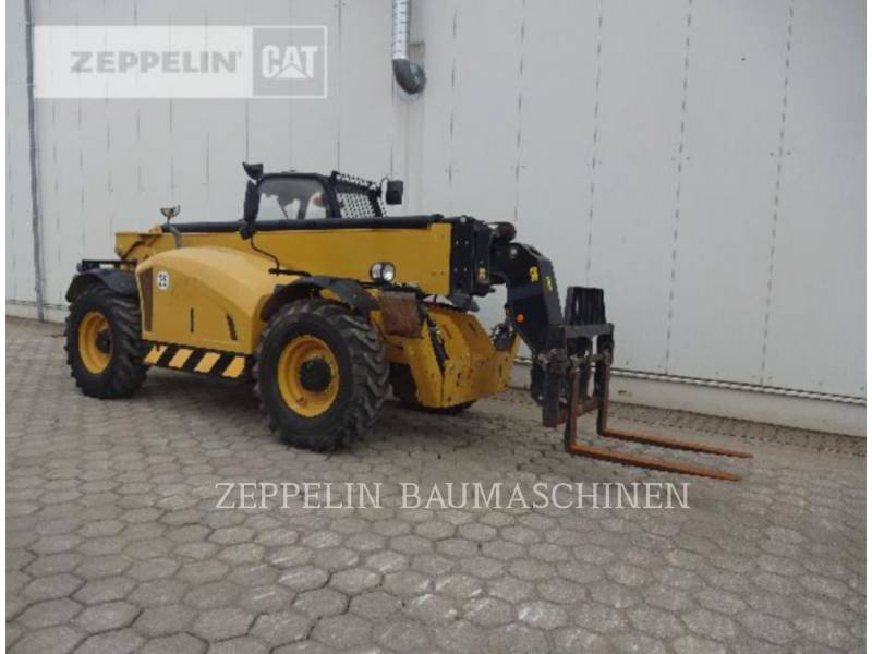 CATERPILLAR TELEHANDLER TH417CGC equipment  photo 4
