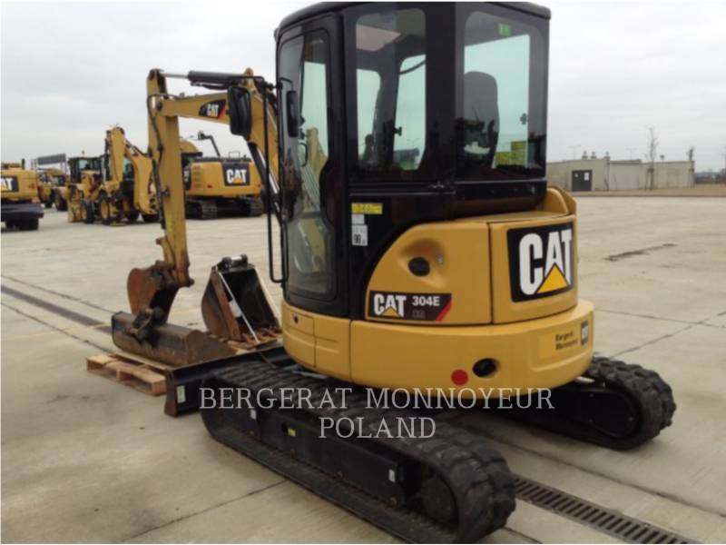 CATERPILLAR TRACK EXCAVATORS 304ECR equipment  photo 9