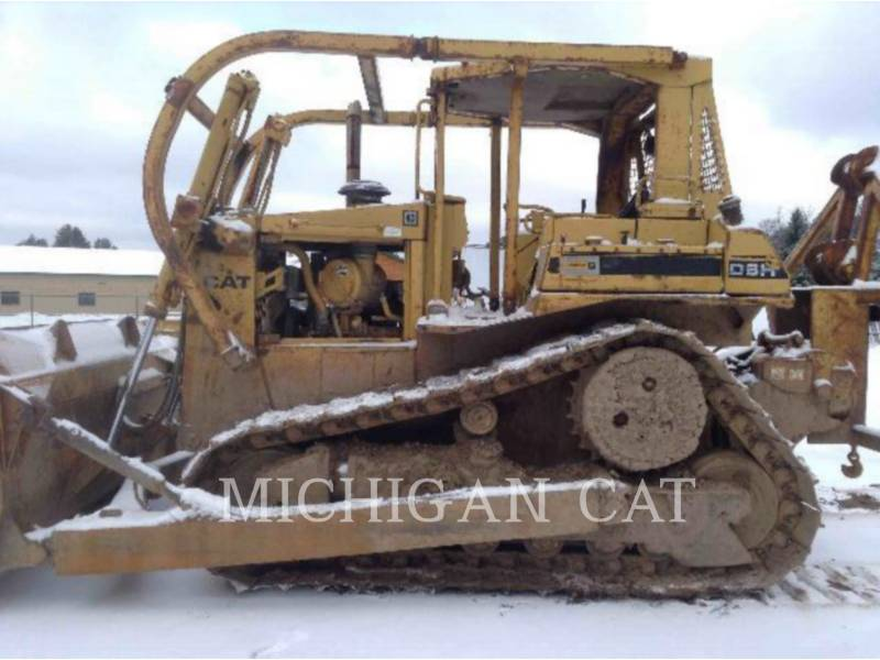 Caterpillar TRACTOARE CU ŞENILE D6H equipment  photo 12