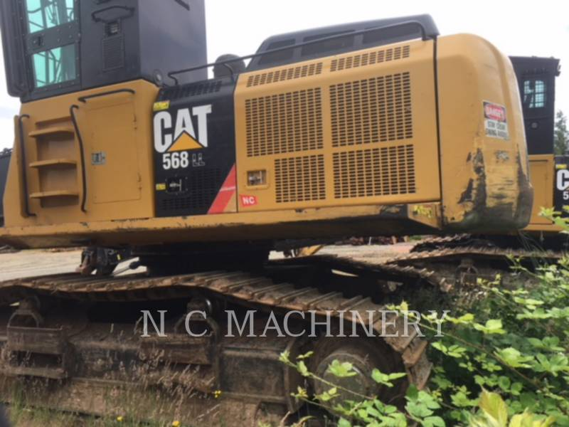 CATERPILLAR MACHINE FORESTIERE 568LL equipment  photo 3