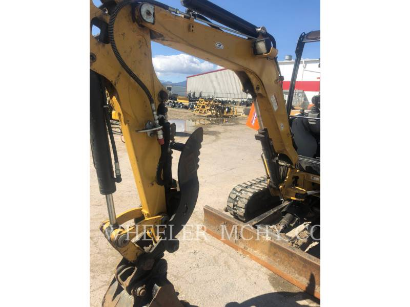 CATERPILLAR TRACK EXCAVATORS 302.7DC1TH equipment  photo 3