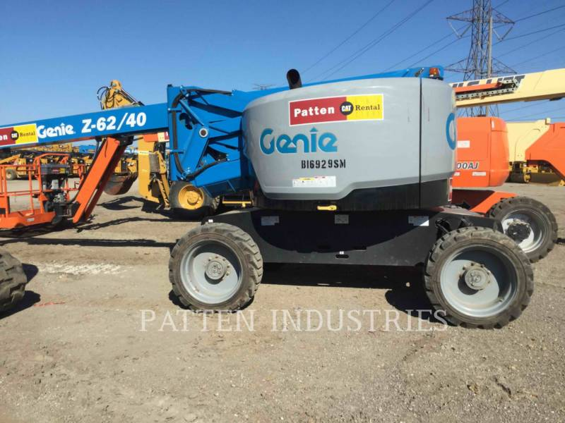 GENIE INDUSTRIES LIFT - BOOM Z62 equipment  photo 3