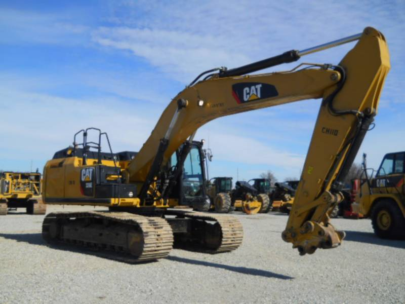 CATERPILLAR PELLES SUR CHAINES 336EL equipment  photo 7