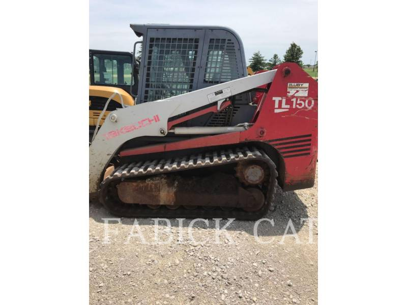 TAKEUCHI MFG. CO. LTD. 多様地形対応ローダ TL150 equipment  photo 2