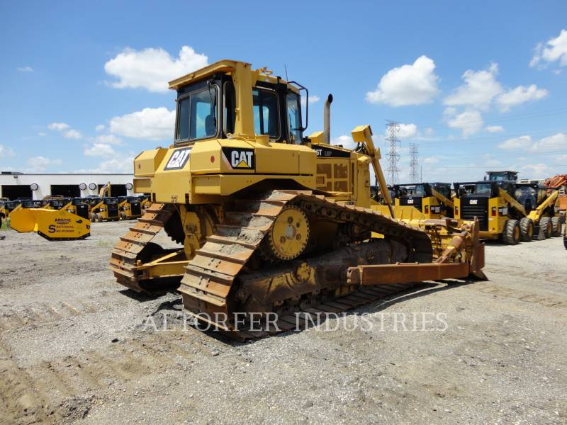 CATERPILLAR TRACK TYPE TRACTORS D6T LGPARO equipment  photo 4