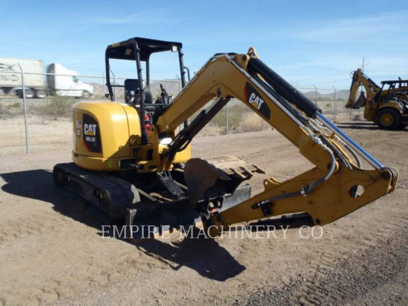 CATERPILLAR EXCAVADORAS DE CADENAS 305.5E2 OR equipment  photo 1