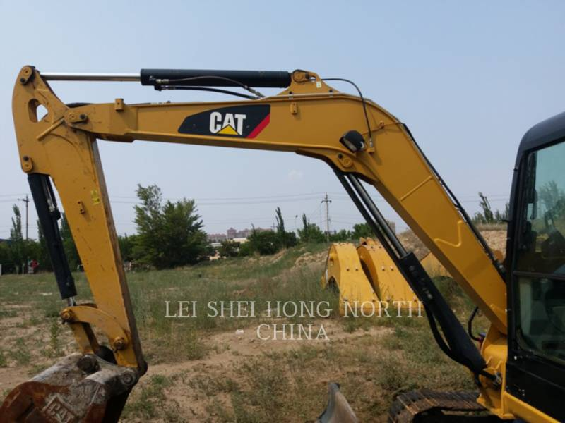 CATERPILLAR BERGBAU-HYDRAULIKBAGGER 306E2 equipment  photo 19