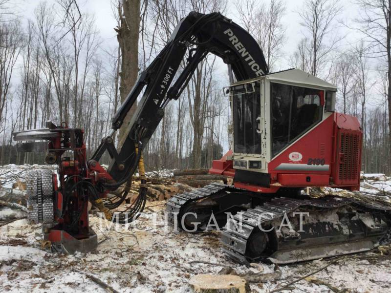 PRENTICE FOREST MACHINE 2190 equipment  photo 2