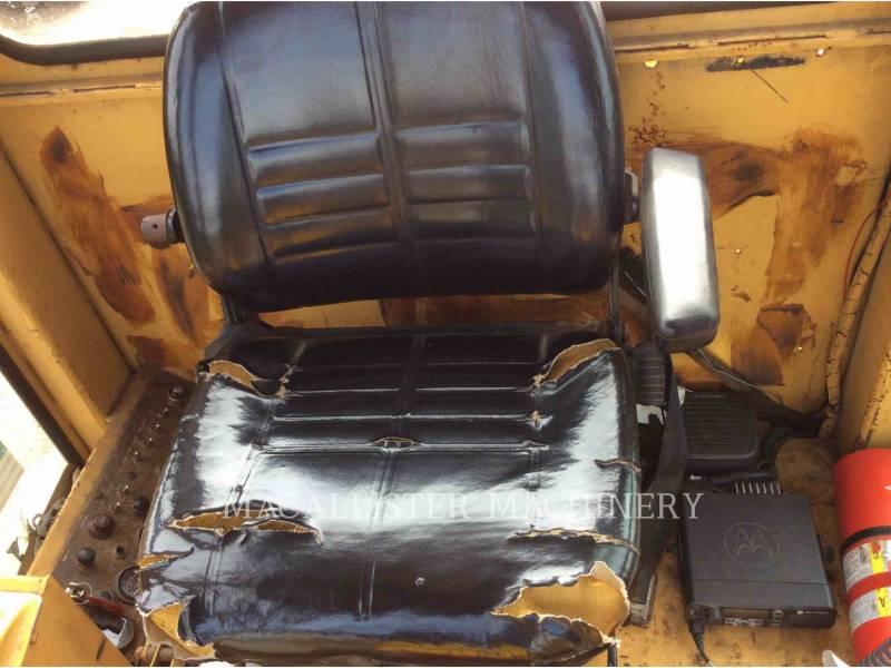 GALION MOTOR GRADERS A500 equipment  photo 15