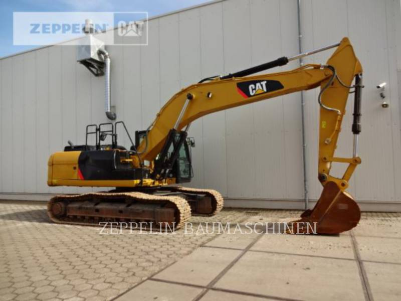 CATERPILLAR EXCAVADORAS DE CADENAS 330D2L equipment  photo 8