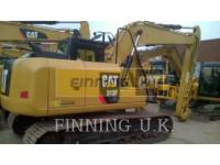 CATERPILLAR KETTEN-HYDRAULIKBAGGER 313FL GC equipment  photo 3