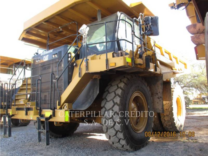 CATERPILLAR CAMIONES RÍGIDOS 777GLRC equipment  photo 11