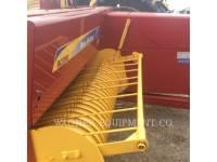 NEW HOLLAND LTD. WYPOSAŻENIE ROLNICZE DO SIANA BC5060 equipment  photo 10