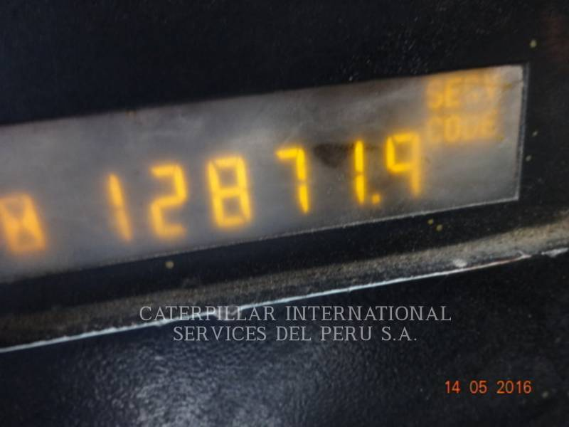 CATERPILLAR MINERAÇÃO DE MINERAÇÃO SUBTERRÂNEA R1600G equipment  photo 5
