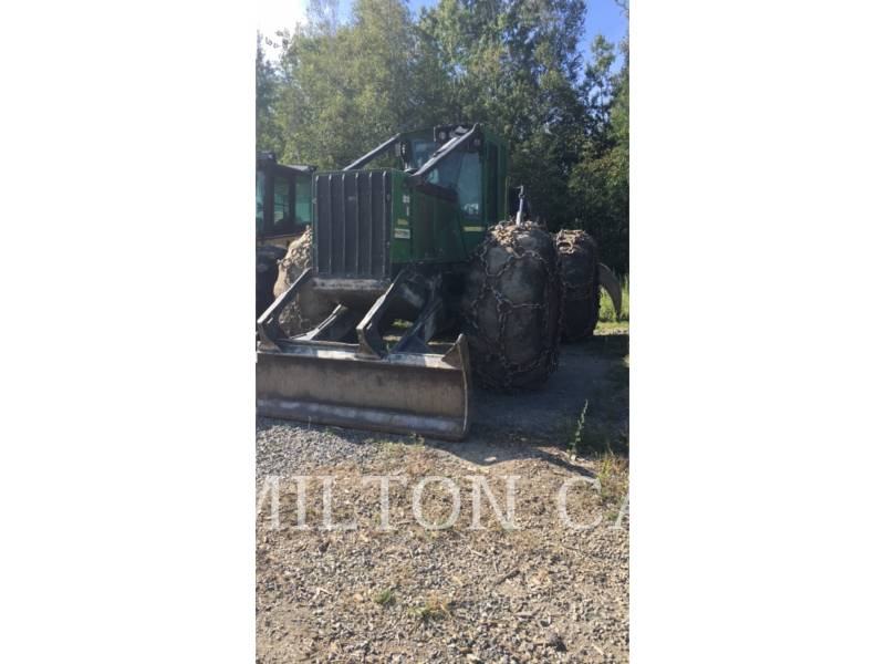 JOHN DEERE FORESTAL - ARRASTRADOR DE TRONCOS 848H equipment  photo 5