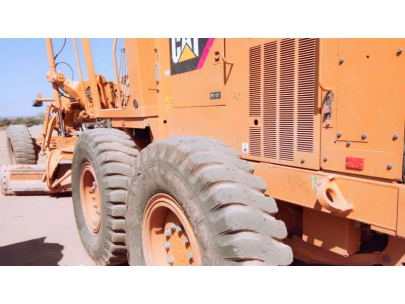 CATERPILLAR NIVELEUSES 120K2 equipment  photo 14