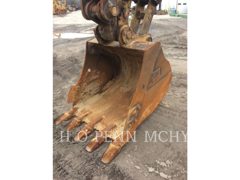 CATERPILLAR KETTEN-HYDRAULIKBAGGER 315CL equipment  photo 11