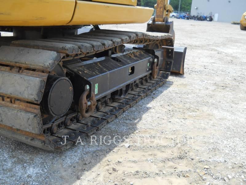 CATERPILLAR TRACK EXCAVATORS 307E equipment  photo 14