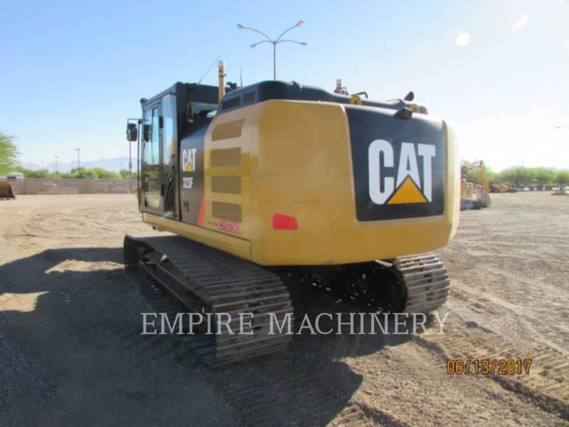 CATERPILLAR トラック油圧ショベル 323FL equipment  photo 3