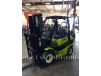 Equipment photo CLARK C25L FORKLIFTS 1