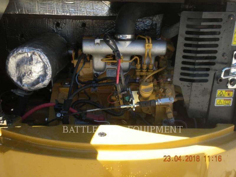 CATERPILLAR ESCAVADEIRAS 303.5E2 CR equipment  photo 8
