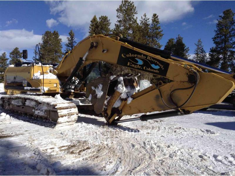CATERPILLAR PELLES SUR CHAINES 325DL THB equipment  photo 2