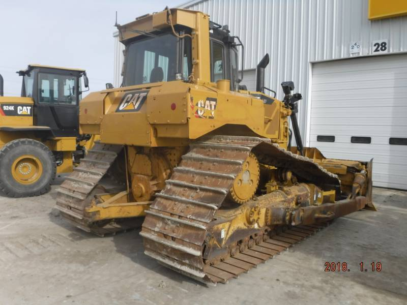 CATERPILLAR TRATTORI CINGOLATI D6TLGP equipment  photo 3