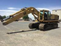 CATERPILLAR TRACK EXCAVATORS 245BII equipment  photo 1