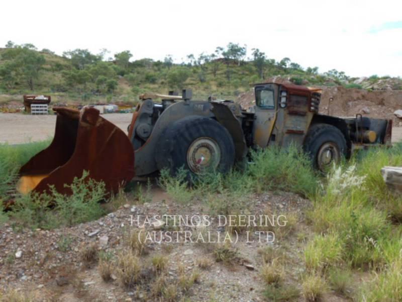 CATERPILLAR CARGADOR PARA MINERÍA SUBTERRÁNEA R1700G equipment  photo 2