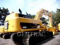 Equipment photo CATERPILLAR 345DL KETTEN-HYDRAULIKBAGGER 1
