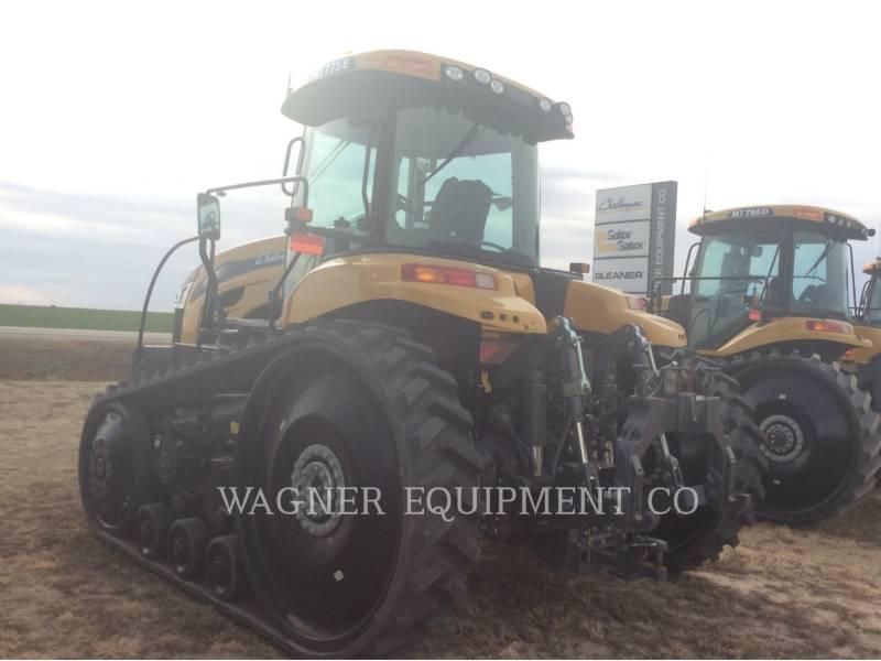 AGCO AGRARISCHE TRACTOREN MT775E equipment  photo 3