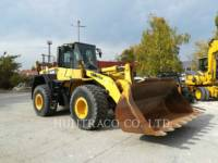 Equipment photo KOMATSU WA 380 - 6 CARGADORES DE RUEDAS 1